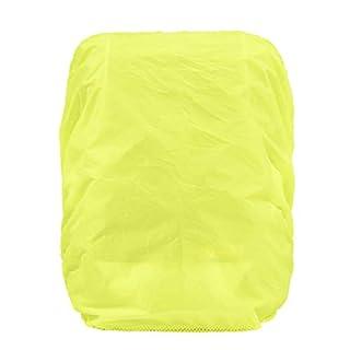 Hama Regenschutz/Sicherheitshülle (Regenhüllle in auffälliger Signalfarbe, mit Gummizug, mit Aufbewahrungstasche, geeignet für Schulranzen und Rucksäcke) gelb (B000WG3PW2) | Amazon Products