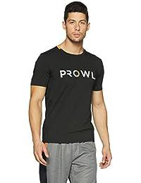 Prowl by Tiger Shroff Men's Printed Slim Fit T-Shirt