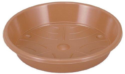 GELI-THERMO-PLASTIC SOUCOUPE POT DE FLEURS 10CM TERRE CUITE 8080106