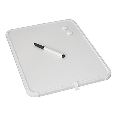 28x36 cm Whiteboard Magnettafel Wandtafel Tafel Pinnwand Schreibtafel inkl. Zubehör