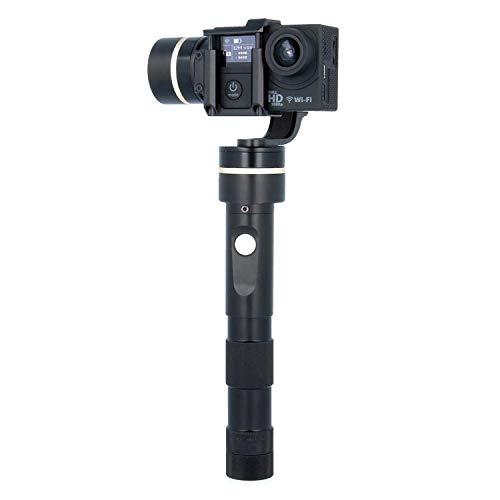 Forever CG-300 Sport action camera stabilizer Nero stabilizzatore per macchina fotografica