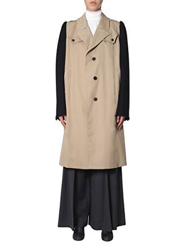 Luxury Fashion | Maison Margiela Damen S29AH0102S48473123 Beige Trench Coat | Herbst Winter 19 5