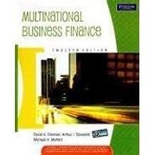 Multinational Business Finance: Twelfth Edition by Eiteman (2011-07-31)