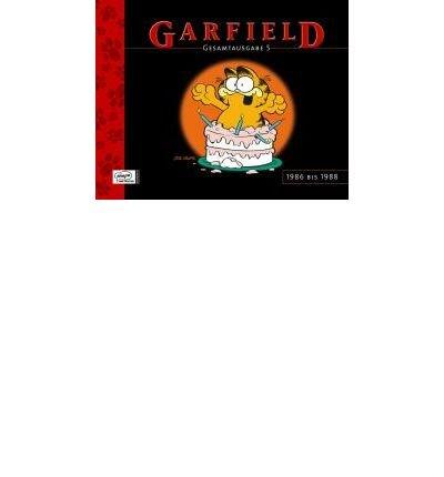 Garfield Gesamtausgabe 05: 1986 bis 1988...