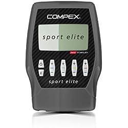 Compex Sport Elite Gris Electrostimulateur Mixte Adulte, Taille Unique