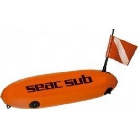Seac Sub - Boa Siluro Fluo