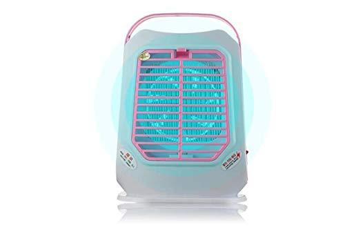 TUNBG Elektroschock-Moskito-Lampe. Photokatalysator Nicht radioaktiver Moskito-Killer. Startseite Mutterkind Caterpillar Fliegenschutz Pink -