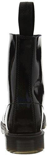 Dr. Martens Pascal Patent Black Damen Combat Boots Schwarz (Black)