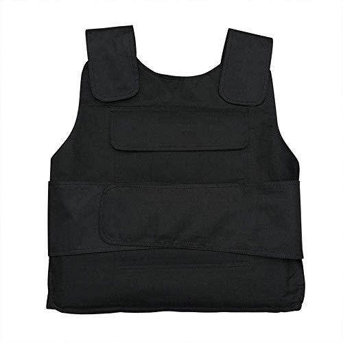 HAIT Giubbotto di Sicurezza Stile Rivet Indumenti Resistenti Gilet Tattico Abbigliamento Anti-Terrorismo Anti-Coltello