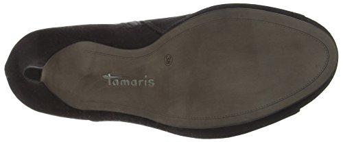 Tamaris 28000, Bottes femme Noir - Schwarz (Black Comb 098)
