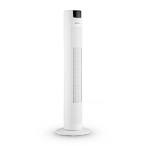 Klarstein Skyscraper 2G Ventilador de torre con difusor aroma panel tactil (Bajo...