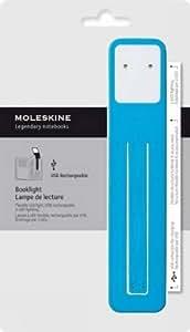 Lampe de lecture turquoise flexible rechargeable usb