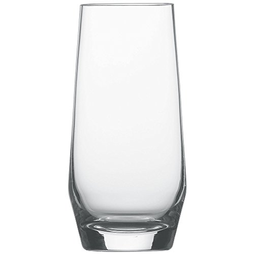 Schott Zwiesel 112419 Serie Pure 6-teiliges Longdringglas Set, Kristallglas