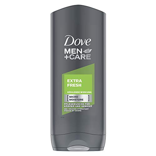 Dove Men + Care Extra Fresh XXL Duschgel, 6er Pack (6 x 400 ml)