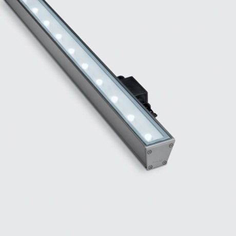 iguzzini bg96 linealuce Barre LED d'extérieur Plafonnier ou mural 6.5 W 630LM 4000 K ip66
