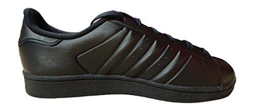 adidas originaux superstar baskets pour hommes S31641 Baskets black white BB1460