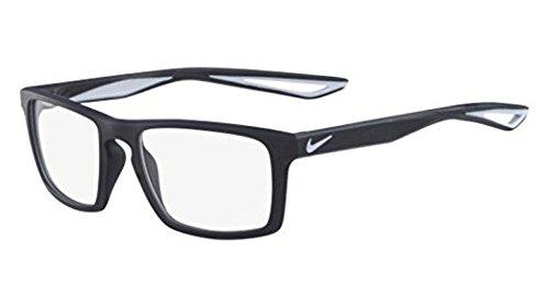 Nike Herren 4280 034 53 Brillengestelle, Obsidian/Pure Platinum,