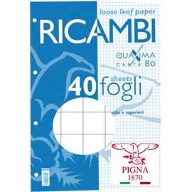 pigna-a4-refill-pad-10-mm-21-quaxima-40fg-gr-pigna-made