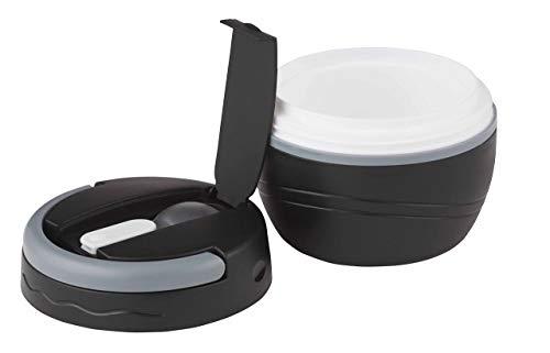 Polar Gear - Contenitore Termico per Il Pranzo, 500 ml, Colore: Nero