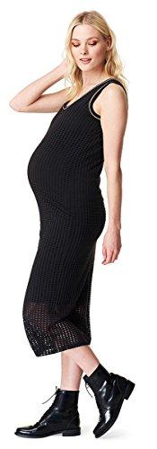 Supermom - Robe spécial grossesse - Crayon - Femme Noir