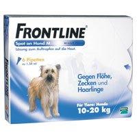 Frontline Spot On H 20 Vet. Loesung (10 bis 20 kg) 6 ST