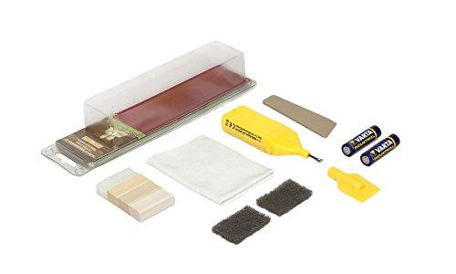 Picobello G61611 - Kit de reparación para madera tamaño pequeño, para laminados, mobiliario o escaleras...