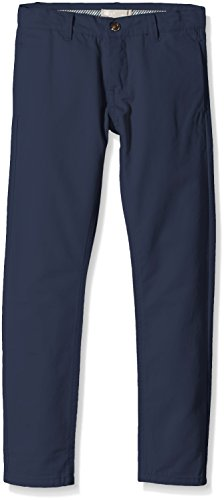 NAME IT Jungen NITHANE2 K CHINO REG/SLIM PANT NOOS S Hose, Blau (Dress Blues), 116