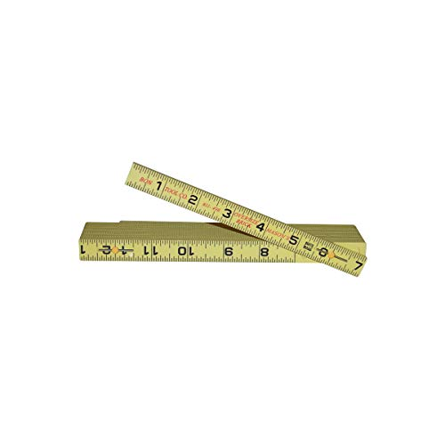 Bon 11-498 Règle de mesure des espacements en polyester Très grand format 1,8 m