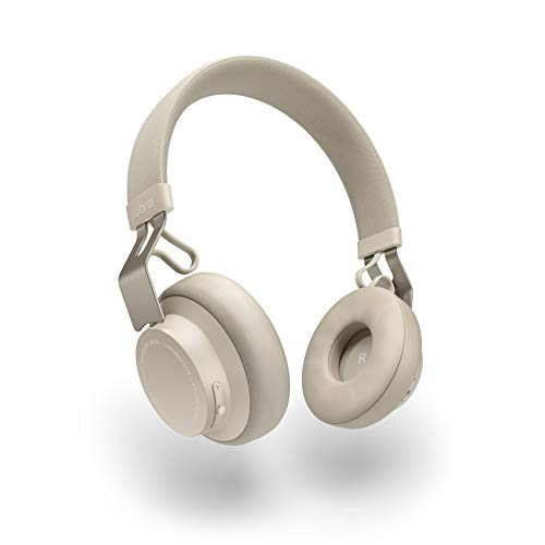 Jabra Move Style Edition Cuffie Wireless Sovraurali, Bluetooth, Oro/Beige