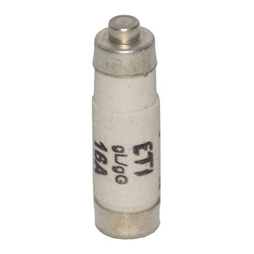 10x NEOZED E14 D01 Schmelzeinsatz Sicherung 16A gL/gG
