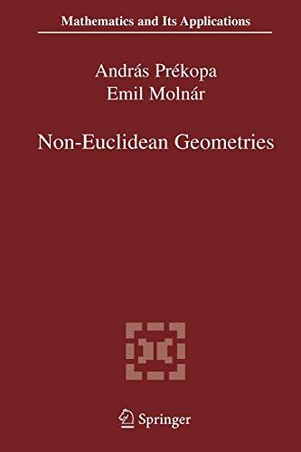 Non-Euclidean Geometries: János Bolyai Memorial Volume (Mathematics and Its Applications, Band 581)