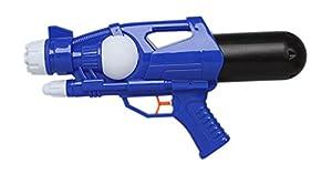 Atosa 13353-Pistola de Agua, 37x 22cm, Color Azul