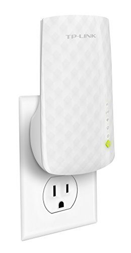 Price comparison product image TP-Link AC750 Dual Band Wi-Fi Range Extender (RE200)