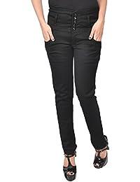 Broadstar Women's Denim Slim Fit Jeans