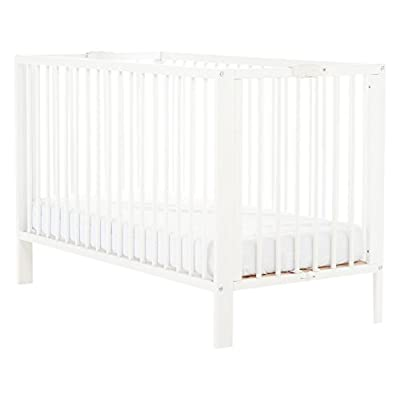 Mothercare Folding Cot, White  Allison Baby UK Ltd