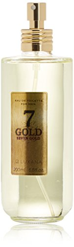 Luxana Seven Gold Acqua di colonia - 200 ml