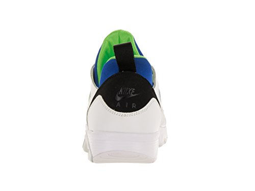 Sneaker Nike Air Trainer Huarache Low in pelle vegan e neoprene multicolor Weiß