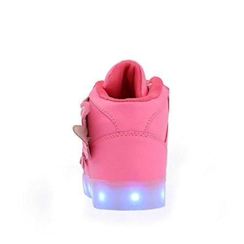 Joansam , Jungen Sneaker Rose