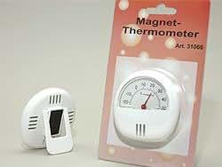magnet thermometer f r k hlschrank u a ca 5 5cm auch zum hinstellen geeignet. Black Bedroom Furniture Sets. Home Design Ideas