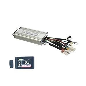 315dfJv0fuL. SS300  - HalloMotor 35A 36V 48V 1000W 1200W Brushless Ebike Controller DC Sine Wave Silver 35A Regenerative Reverse Function + KT LCD8H Color Matrix Display Meter Control Panel