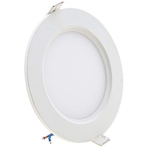 taloya 6W 480LM 12cm de diámetro interno Fuente Star Foco empotrable, blanco...
