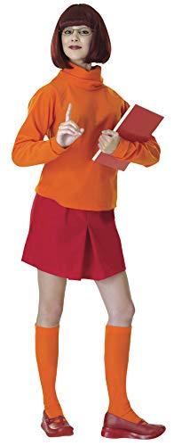 Velma Von Scooby Doo Kostüm - (blank)  One