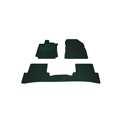 Matten Fiesta, 2 vorne + 1 hinten, Grün, 07.99 bis 04.02 maßgeschneidert Teppich ETILE - 1046 Teppich