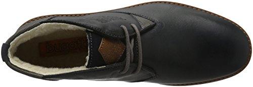 Bugatti F63551, Desert Boots Homme Noir (Schwarz 100)