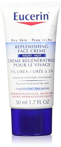 EucerinLa Reposición De La Piel Seca La Cara Crema De Noche 5% De Urea Con 50 ml De Lactato