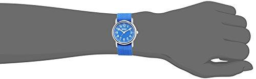 Scout Jungen-Armbanduhr Analog Quarz Textil 280304000 - 2