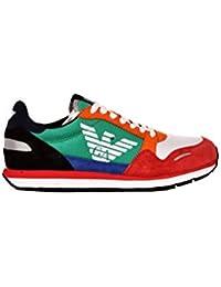 92c19b63f0c Emporio Armani Sneakers Uomo X4X215-XL200 Primavera Estate