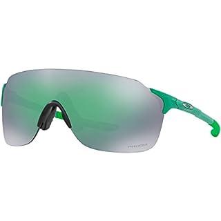 Oakley Herren Sonnenbrille Evzero Stride 938607, Grün (Gamma Green/Prizmjade), 38