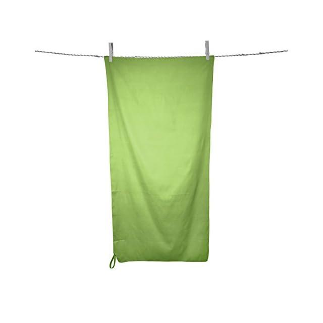 Serviette Microfibre - Séchage Rapide - Drap de Bain Idéal pour Plage, Piscine, Gym, Voyage, Camping, Yoga, Pilates et Salle de Sport by MountFlow