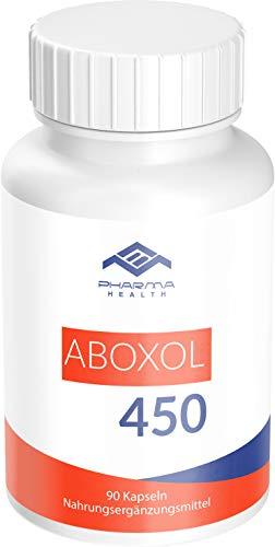 ABOXOL | Testo Booster Extrem HOCHDOSIERT | Muskelaufbau | L Arginin + L Citrullin + Maca + Zink | 90 Kapseln